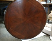 Vanguard Furniture Satinwood Cherry 26 quot Round Table Top