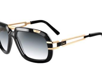 f6b3f04f4f Sunglasses Cazal 8015 001 59 17 135 Black Gold 100% Authentic