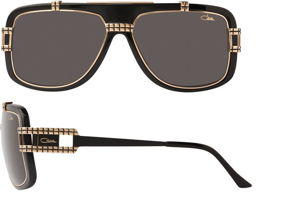 437ead02003f Sunglasses Cazal Legends 661  3 001 Black Gold Grey 100%