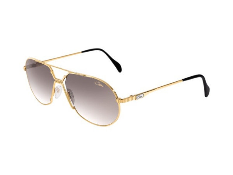 44b4cd52c571 Cazal Legends unisex 968 003 Gold Fashion Sunglasses 62mm