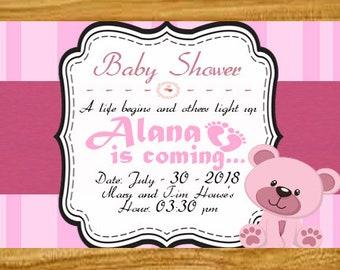 Baby Shower Nina Etsy