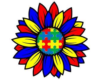 Monogram shirt Frame svg zentangle svg Flowers print Sunflower Monogram sign House decor Autism Mandala svg files for cricut