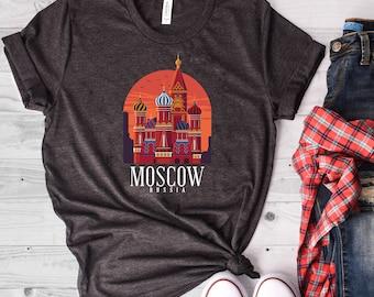 951777924 Moscow Shirt, Russia Shirt, Moscow Russia, Moscow Gift, Russian Shirt,  Moscow T-Shirt, Russia T-Shirt, Moscow Tee, Moscow Russia Tee