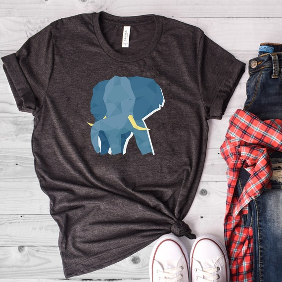 82806666a6b6dc Abstract Elephant Shirt Elephant T Shirt Save Elephants