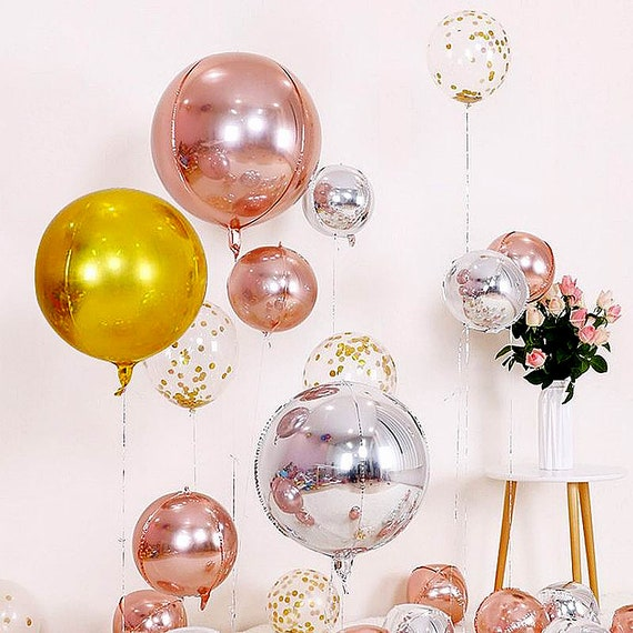 Christmas Helium Foil Balloons Good Quality Choice Of Designs