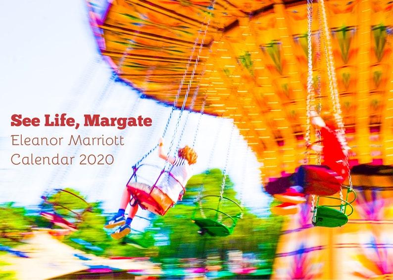 Margate photography calendar 2020 image 0