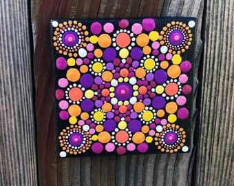 Mini Mandala Magical Painting