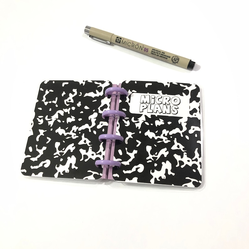 Composition notes |Micro Jelly Dash board | Planner Accessories