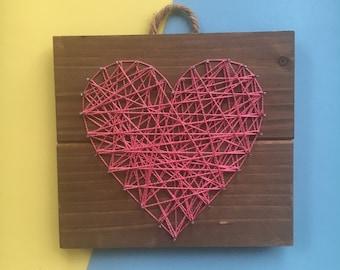 String Art Love Etsy