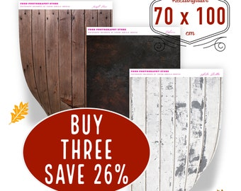 BUY THREE SAVE 26% for sizes of 70 cm / 28 inches on short side