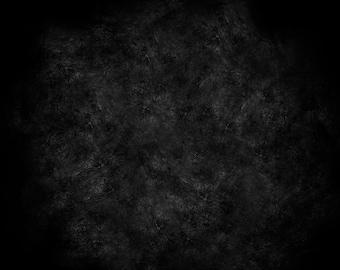 BLACK MAGIC Vinyl / PVC Photography Backdrop