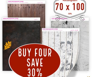 BUY FOUR SAVE 30% for sizes of 70 cm / 28 inches on short side