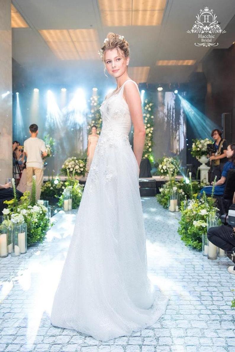 4f425ee2d55 Fairy tale wedding dress paolo sebastian Inspired