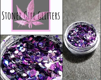 Purple Haze Glitter Mix