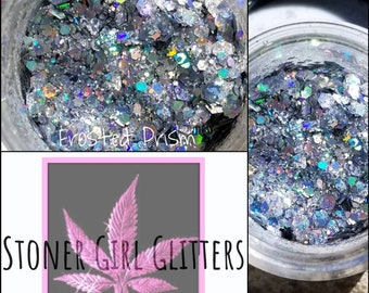 Frosted Prism Glitter Mix