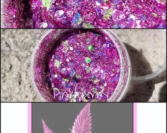 Pinkleberry Glitter Mix