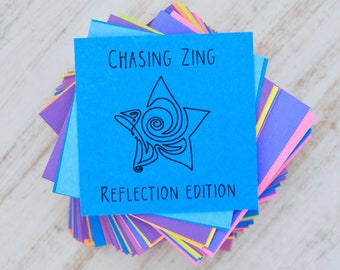 End of Day Reflection Cards - Conversation Starters - Inspirational Cards - Motivational Cards - Journal Cards - Writing Prompts