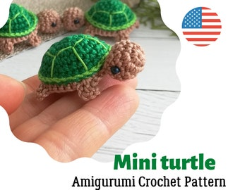 "Little Muggles | TURTLE Crochet Along Pattern – ""Sheldon"" 