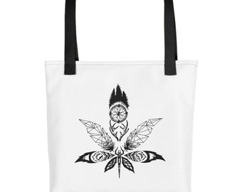 Tote bag - Canna Psyche