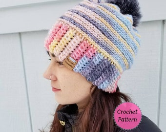 77ed5670ac4 Winter hat pattern