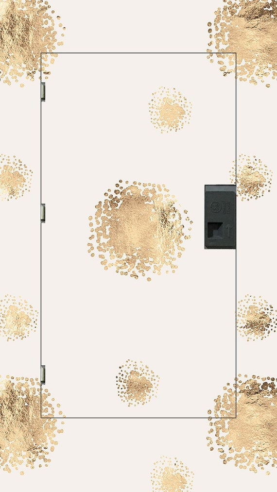 Splattered Rose Gold Decorative Electrical Panel Fuse Box Etsy