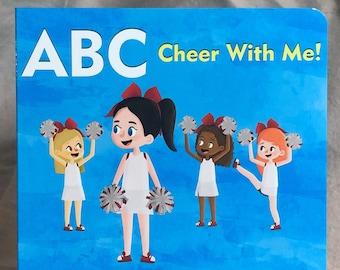 ABC Cheer With Me! - Children's Cheerleading Alphabet Book