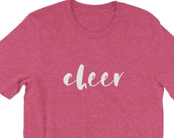 Cheer Script Boutique T-Shirt