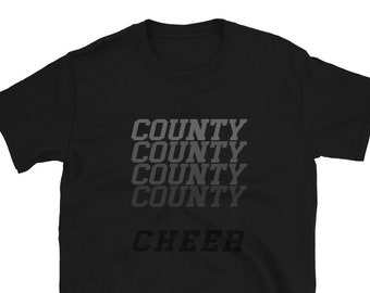 County County Fade to Black T-Shirt