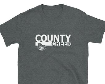 County Cheer Practice T-Shirt