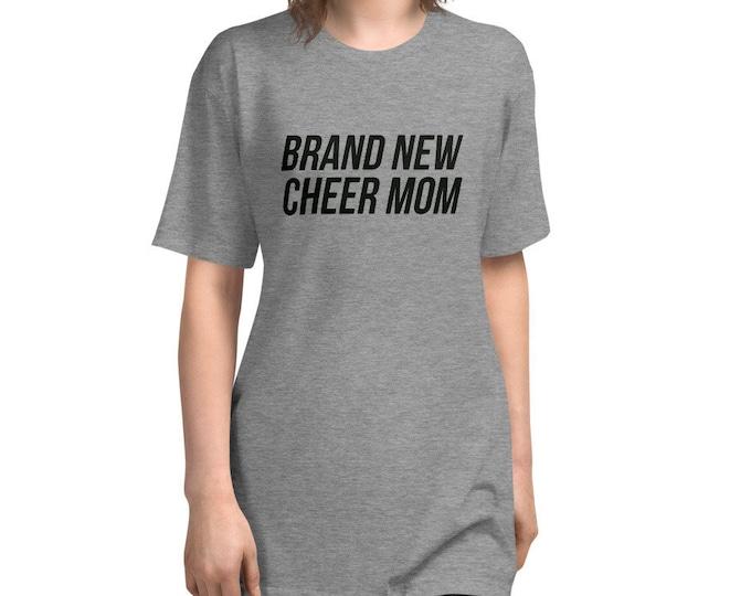 Brand New Cheer Mom T-Shirt (Dark Print)