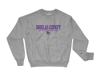 Douglas County Cheerleading Champion Sweatshirt