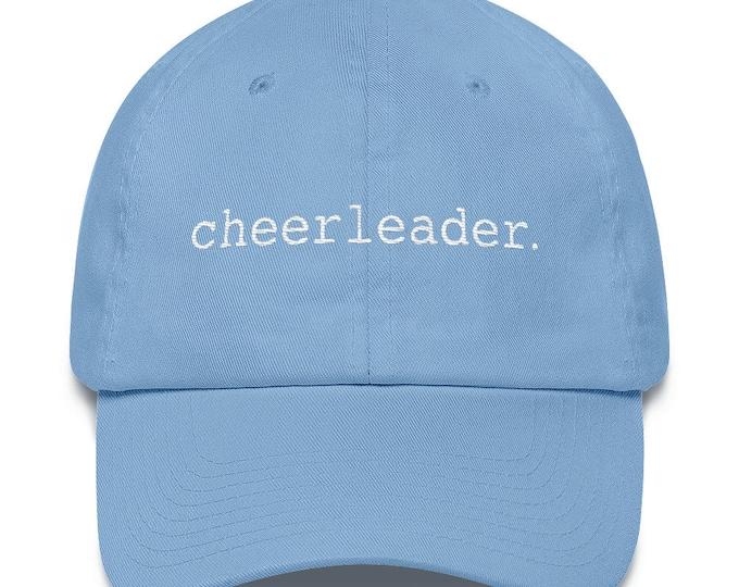 CHEERLEADER Dad Cap