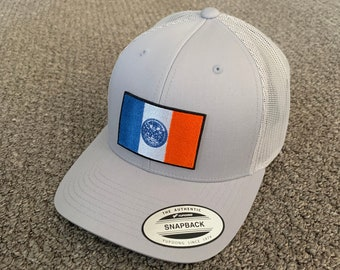 Yin Yang Bahamas Flag Outdoor Snapback Sandwich Cap Adjustable Baseball Hat Trucker Cap