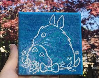 Blue Lagoon Totoro