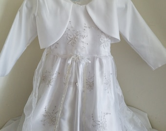 d72de9bc801 Flower Girl or formal Little GIrl s dress