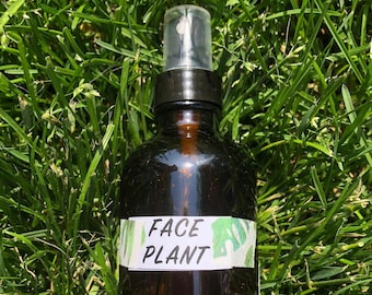 FacePlant All Natural, Eco-friendly, Face Toner