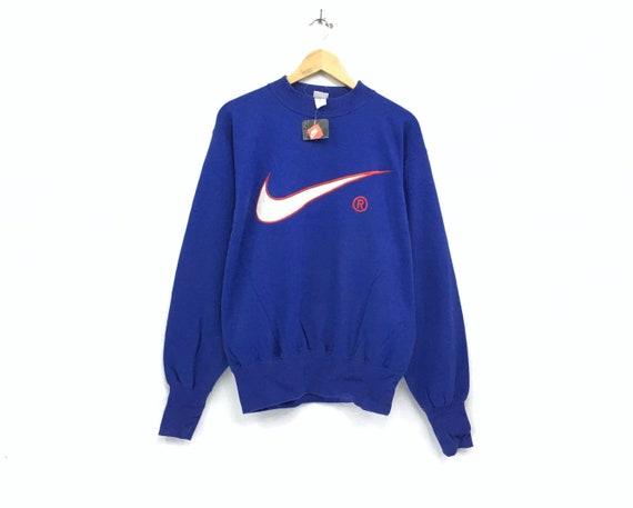 Deadstock Vintage Nike Air Crewneck Sweatshirt