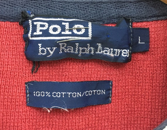small sweatshirt Lauren brands by US style out Polo overlarge fashion embroidery half Ralph 67 spell size polos top button pullover xw8fTq4vWT