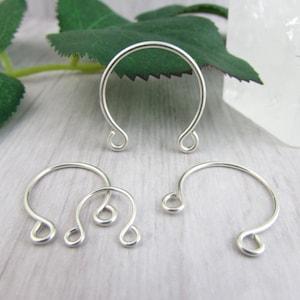MATURE Silver Fake Nipple Ring Unpierced Nipple Ring Adjustable Nipple Hoop Non Pierced Nipple Ring Stainless Steel Nipple Clamp