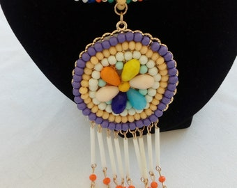 Cherokee Indian Necklace