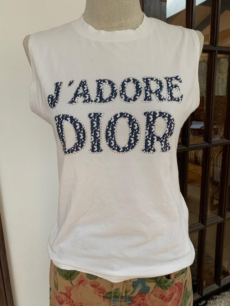 f4def3946 RARE Vintage CHRISTIAN DIOR Jadore Dior By John Galliano | Etsy