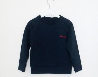 Sweater Herren Bio Baumwolle grau youmakeme   Etsy