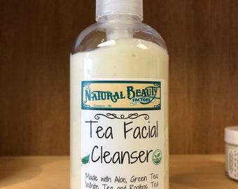 Tea Facial Cleanser