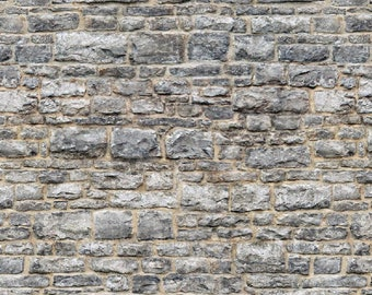 2 sheets embossed paper bumpy stone GATE ARCH wall 10cm x14,5cm each sheet SCALE 124   free shipping