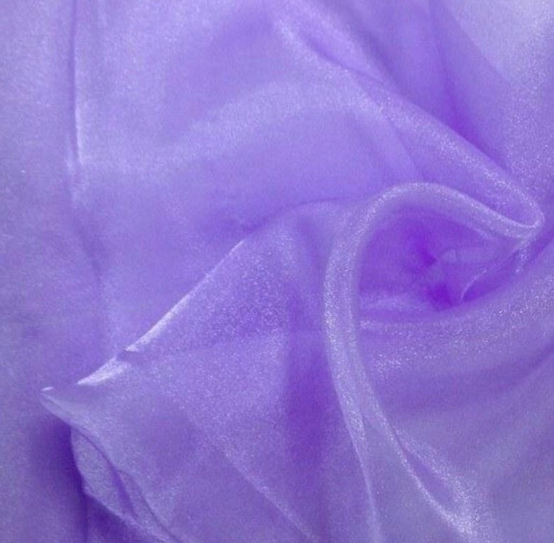"""Turquoise Sparkle Organza Bridal Fabric 60"""" Width Sold By the Yard"""