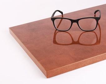 Cuzco Copper, High Gloss - Modern Table Top
