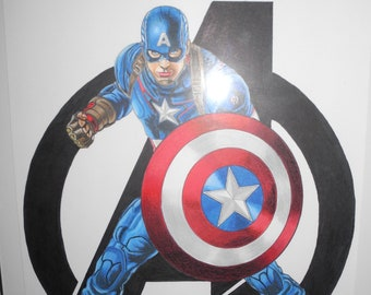 CAPTAIN AMERICA Avengers Collection