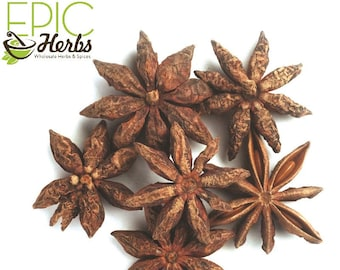 Anise, Star Whole - 1 lb