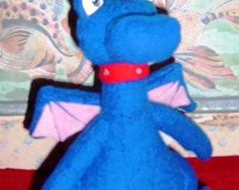 Small Dragon Plush
