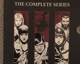 The Complete Children's Vampire Hunting Brigade Graphic Novels